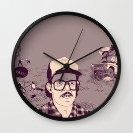 Vish Wall Clock