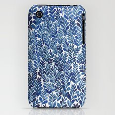 Indigo blues iPhone (3g, 3gs) Slim Case