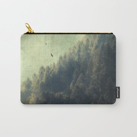 Tree Mountain Carry-All Pouch