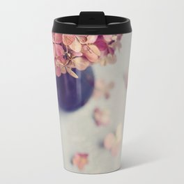 Weep! weep! oh, tearful skies, while summer gently dies... Travel Mug