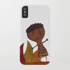 Africa iPhone X Slim Case