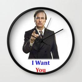 Bettr Call Saul Wall Clock