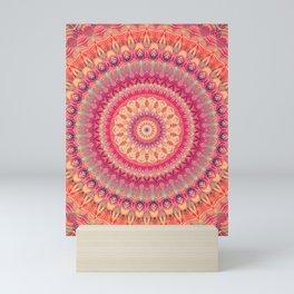 Mandala 344 Mini Art Print