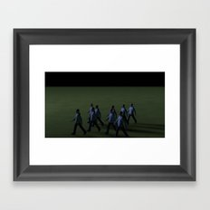 Boys_Series_n°2 Framed Art Print
