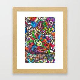 Vnc Framed Art Print