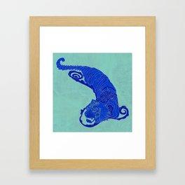 Crouching Tiger Hidden Dragon Framed Art Print