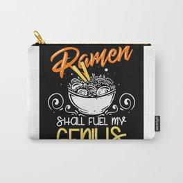 Ramen Noodles Should Fire My Genius Motif Carry-All Pouch