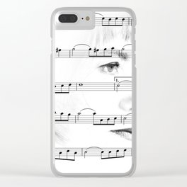 My way Clear iPhone Case