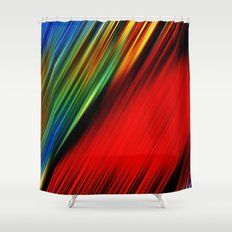 We're Hallucinating As Fast As We Can! Shower Curtain