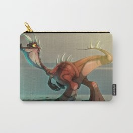 Crovux Dinosaur Carry-All Pouch