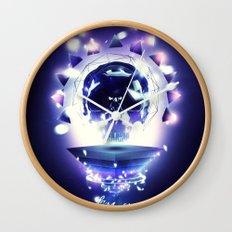 La Mort et la Vie Wall Clock