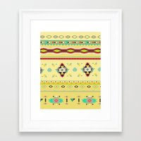 southwest Framed Art Prints featuring southwest by studiomarshallarts