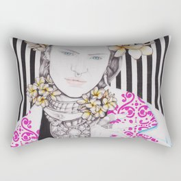 Untitled Collaborative 02 Rectangular Pillow