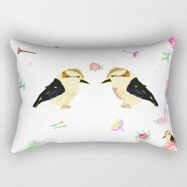 Kooky Kookaburra Rectangular Pillow
