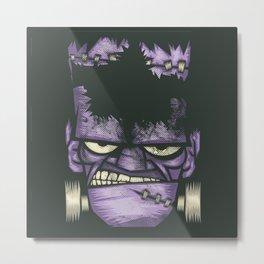 Frank Metal Print