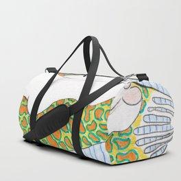 siesta time Duffle Bag