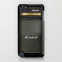 Gray amp amplifier iPhone Case