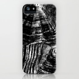 Your pain is the breaking of the shell that encloses your understanding~Khalil Gibran iPhone Case