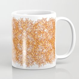 Trompe-l'œil - Starfruit vs. Autumn Coffee Mug