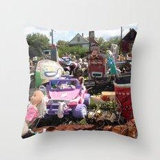 Heildelberg Project II Throw Pillow
