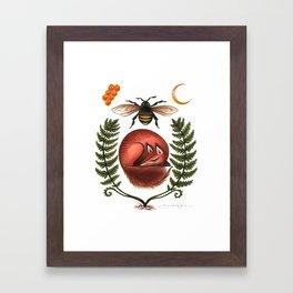 Honey Honey Framed Art Print
