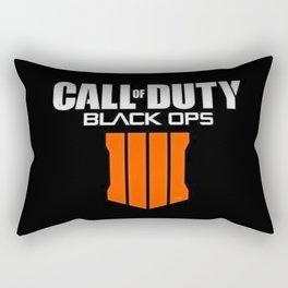 COD  Black Ops 4 Rectangular Pillow