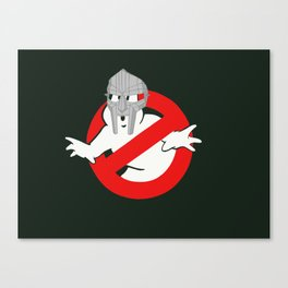 MF Busters Canvas Print
