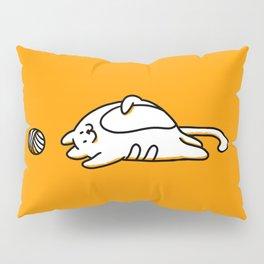Purrfect Nap! Pillow Sham