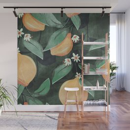 Lemon Tree  Wall Mural