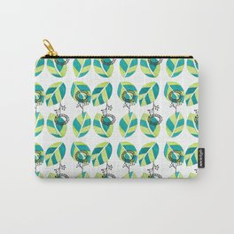 Leaves #pattern #art Carry-All Pouch