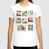 grantaire T-shirts featuring Mornings_e/R by MAURATG