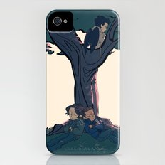 Lay Your Weary Head to Rest iPhone (4, 4s) Slim Case