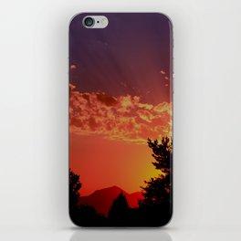 Rays of Hope iPhone Skin