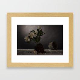 soiled Framed Art Print