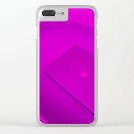 UNPLUG Clear iPhone Case