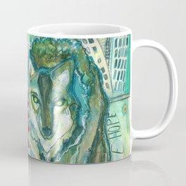 Wolf: Fierce Hope Coffee Mug