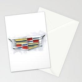Cadillac #1 Stationery Cards