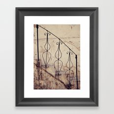 Of Times Gone By Framed Art Print
