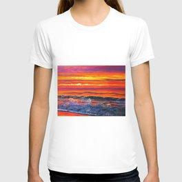JONES BEACH AT SUNRISE T-shirt