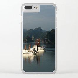 Ha long Bay Clear iPhone Case