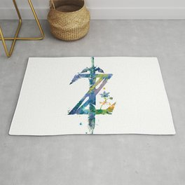 Breath of the Wild Rug