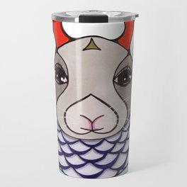 Royal Rabbit Travel Mug