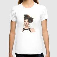 moschino T-shirts featuring Moschino Fall 2012 by Johana Kafie