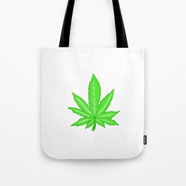 A Nice Cannabis Tee For High People Heart Weed T-shirt Design Marijuana Medication Legalized Tote Bag