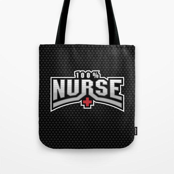 All Nurse Tote Bag By Grandeduc Society6