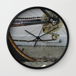 That's the Way it's Spokes-to-be Wall Clock