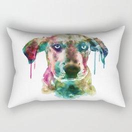 Cute Doggy Rectangular Pillow