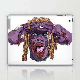 YOUNG THUG-ZOMBIE Art Laptop & iPad Skin