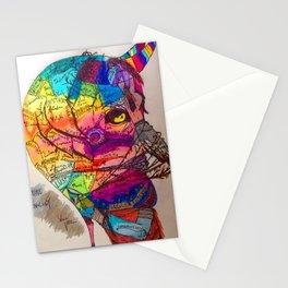 Perfume Phrenology Stationery Cards