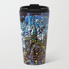 First Day of Magic... Metal Travel Mug